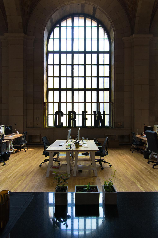 Culture d'entreprise openspace