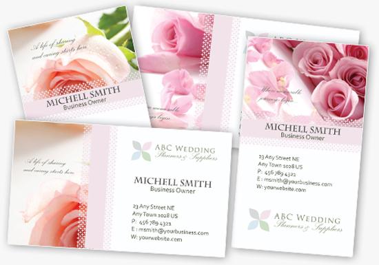tarjetas de visita boda
