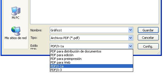 pdf desde corel draw