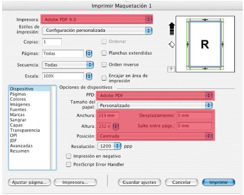 crear un pdf desde QuarkXPress - 1