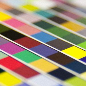 Tabla calibración perfiles de color