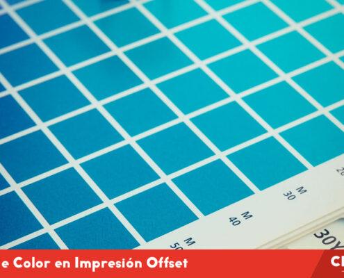 Perfiles de Color en Impresión Offset