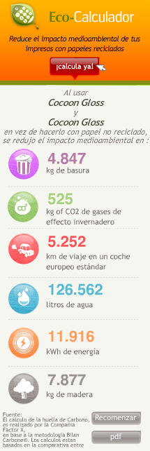 eco-calculadora medioambiental