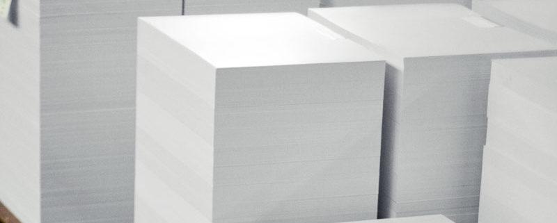 como se mide el grosor de un folio