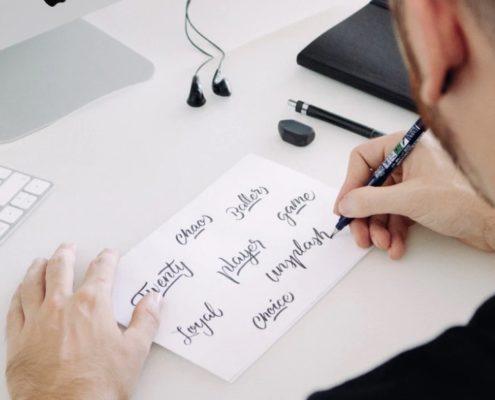 como identificar una tipografia online