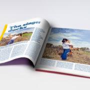 Maquetación de Revistas: Plantilla InDesign Premium