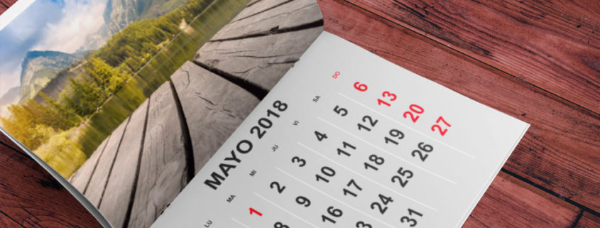 Plantillas Gratis Calendarios Grapados