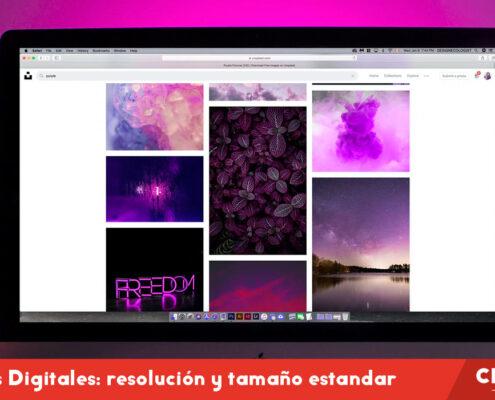 Imágenes Digitales: Resolución y tamaño estandar fotos
