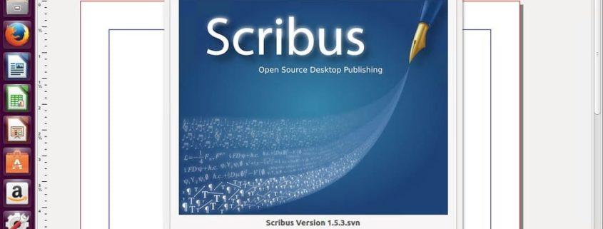 Maquetar un libro con Scribus