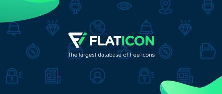 Flaticon, el banco de iconos vectoriales gratuitos más grande mundo