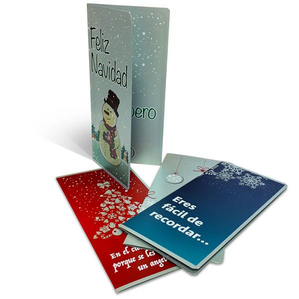 tarjetas metalizadas agendas Productos Impresos