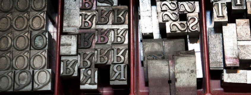 invencion de la imprenta gutenberg