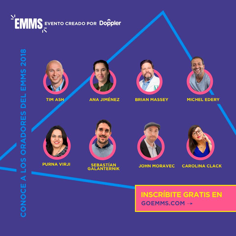 emms 2018 conferencias