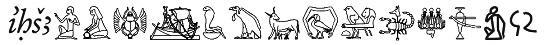 Tipografías de Escrituras Antiguas