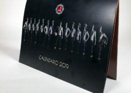 Impresión de Calendario Solidario de los Bomberos del Aeropuerto de Barcelona-El Prat