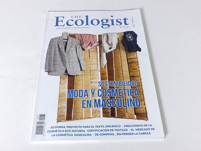 impresion revista the ecologist