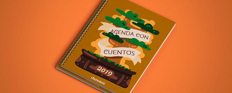 Ubuntuland y su Agenda con Cuentos