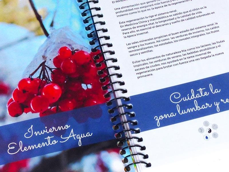 agenda alimentacion 2019 detalle