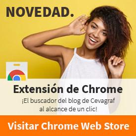 Descarga nuestra extensión de la Chrome WebStore