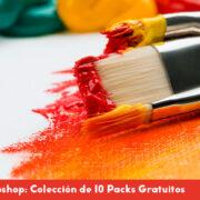 Pinceles Photoshop: Los 10 Packs Gratuitos más Espectaculares