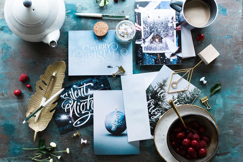 4fa144e4944 Postales de Navidad  Recuerda... ¡Siempre en Papel!
