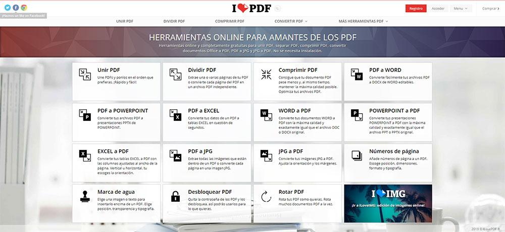 i love pdf para unir pdf