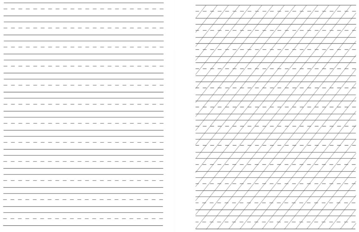 guias para lettering