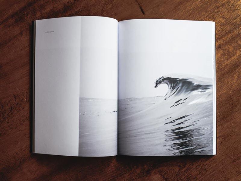 imprimir las páginas interiores de mi libro a 1+1 negro