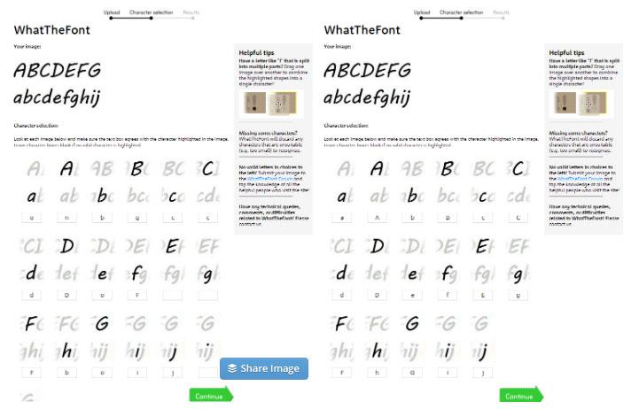 what the font sans serif
