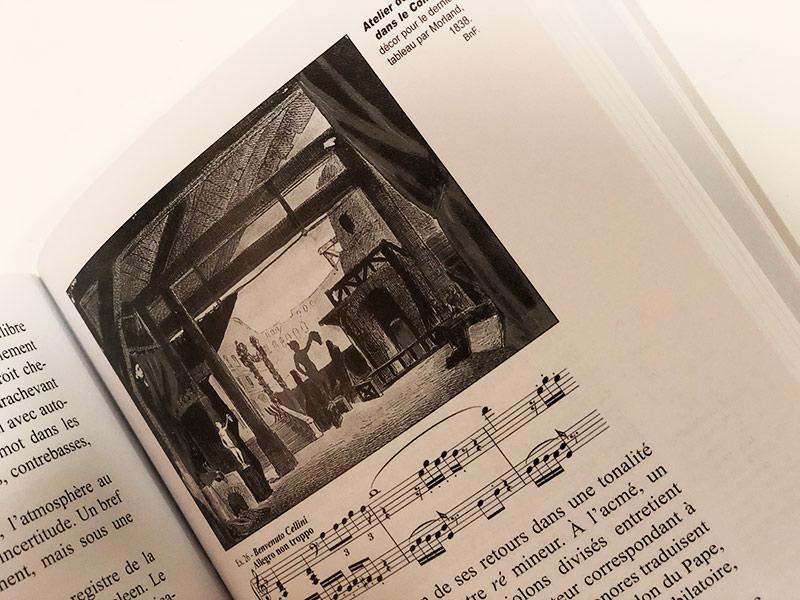 Bleu Nuit Éditeur especialistas en libros de música