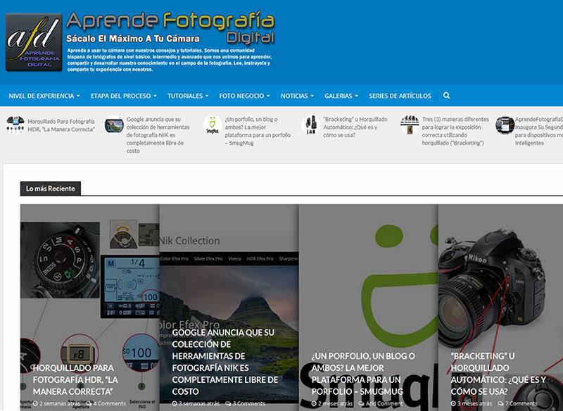blogs sobre fotografía