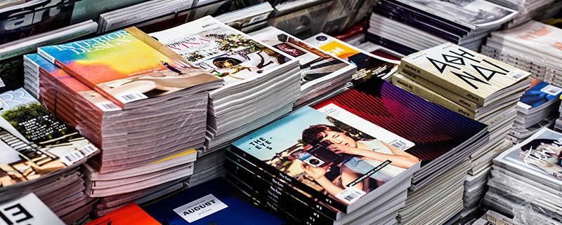 fuentes gratis para revistas