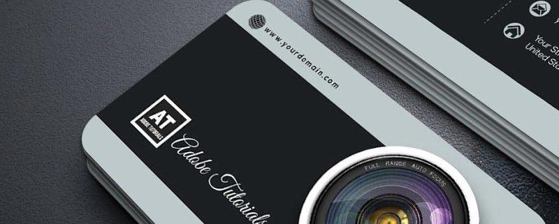 Ideas de tarjetas de presentación para fotógrafos