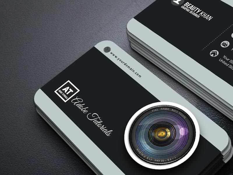 c2be0bd04fb61 Ideas de tarjetas de presentación para fotógrafos