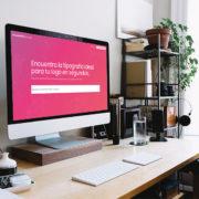 ChooseDaFont, herramienta de tipografías para tus diseños.