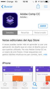 descargar app adobe
