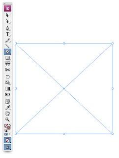 Rotar textos dentro de una caja en Indesign