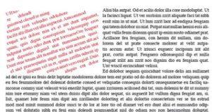 Tutorial herramienta texto Indesign