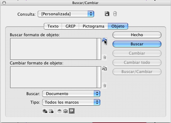 sustitucion colores adobe indesign