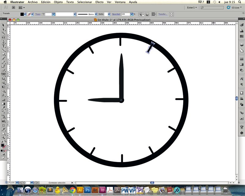 duplicar objetos illustrator
