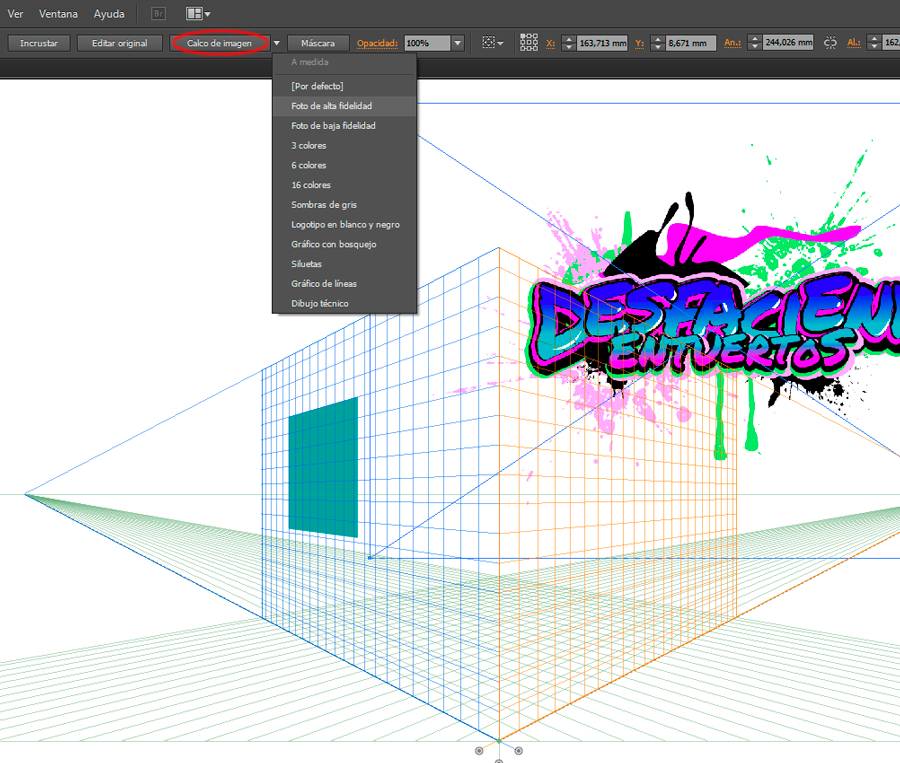 vectorizar illustrator