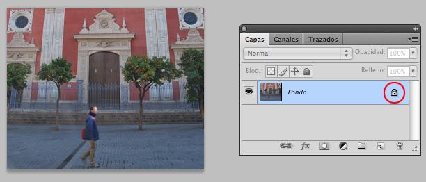eliminar elementos photoshop