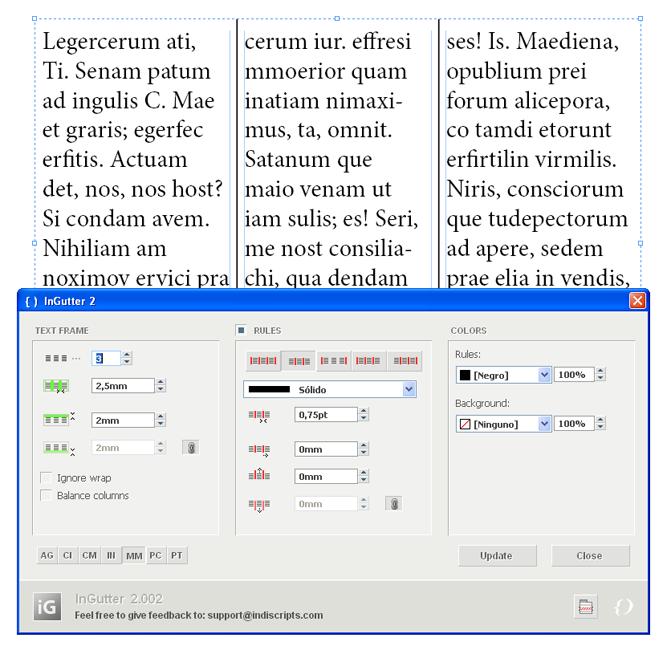 InGutter 2 Script Gratuito