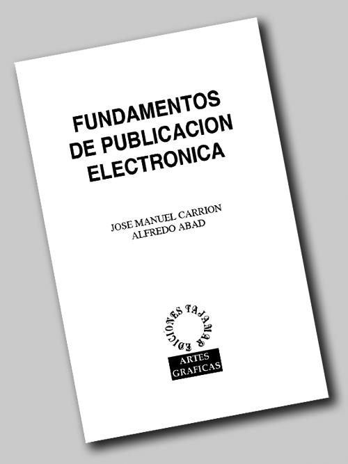 Fundamentos de publicación electrónica