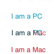 distinguir la Arial de la Helvetica