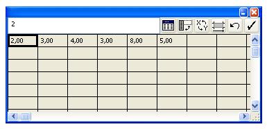 gráficos de barras en Illustrator