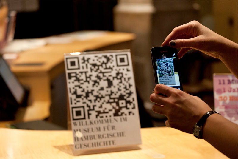 herramientas marketing offline qr