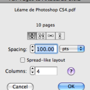 importar pdf multipagina illustrator