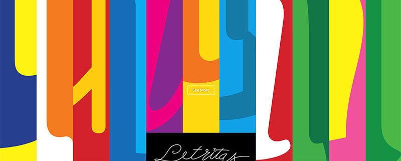 letritas tipografias