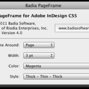 Badia PageFrame